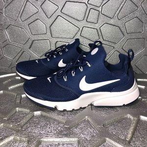 New Nike Presto Fly Midnight 908019-400